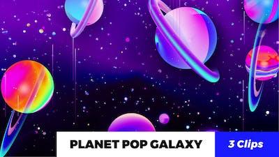 Planet Pop Galaxy