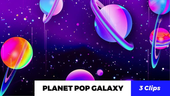 Thumbnail for Planet Pop Galaxy