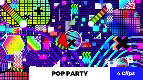 Thumbnail for Pop Party