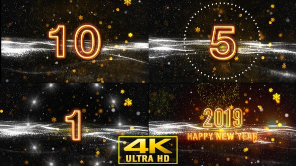 Thumbnail for New Year Wishes V2