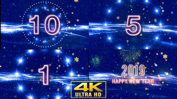 Thumbnail for New Year Wishes V3