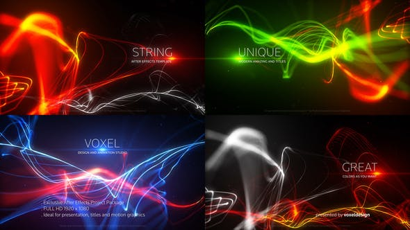 Cover Image for String Titles