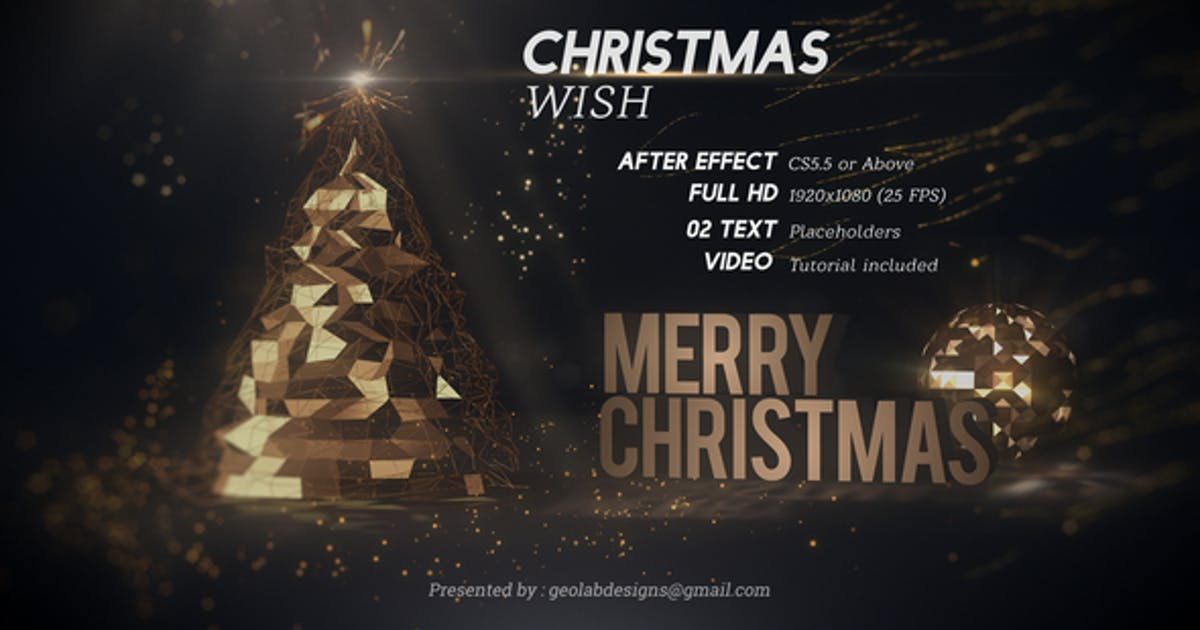 Download Christmas Wish by geolabdesigns_v1