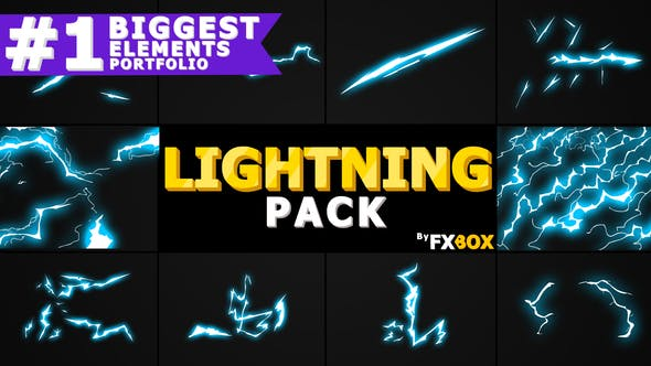 Thumbnail for Flash FX Lightning Elements