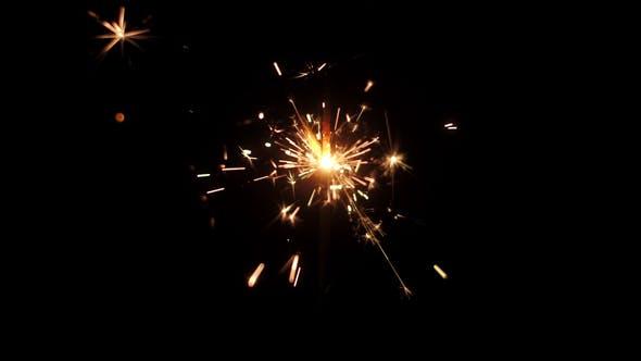 Thumbnail for Fire Sparkler