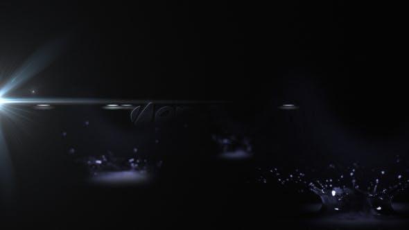 Thumbnail for Water drops logo