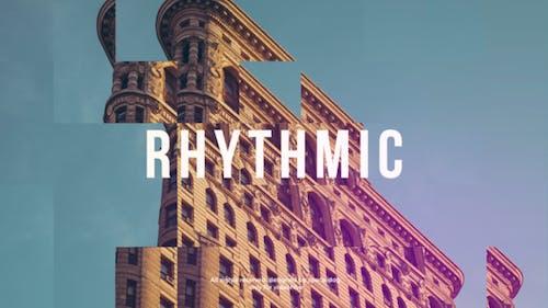 Rhythmic Intro | FCPX or Apple Motion