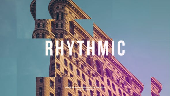 Cover Image for Rhythmic Intro | FCPX or Apple Motion