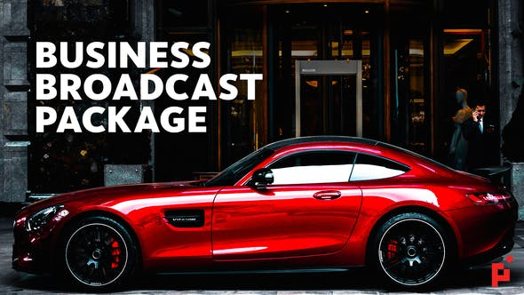 Thumbnail for Business Broadcast Package