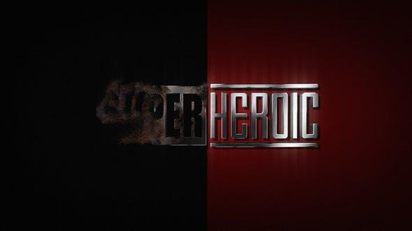 Thumbnail for Heroic Logo