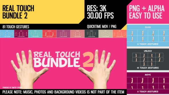 Thumbnail for Real Touch Bundle 2
