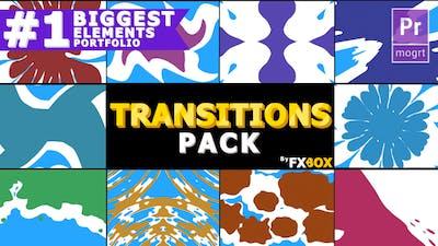 Liquid Transitions Pack