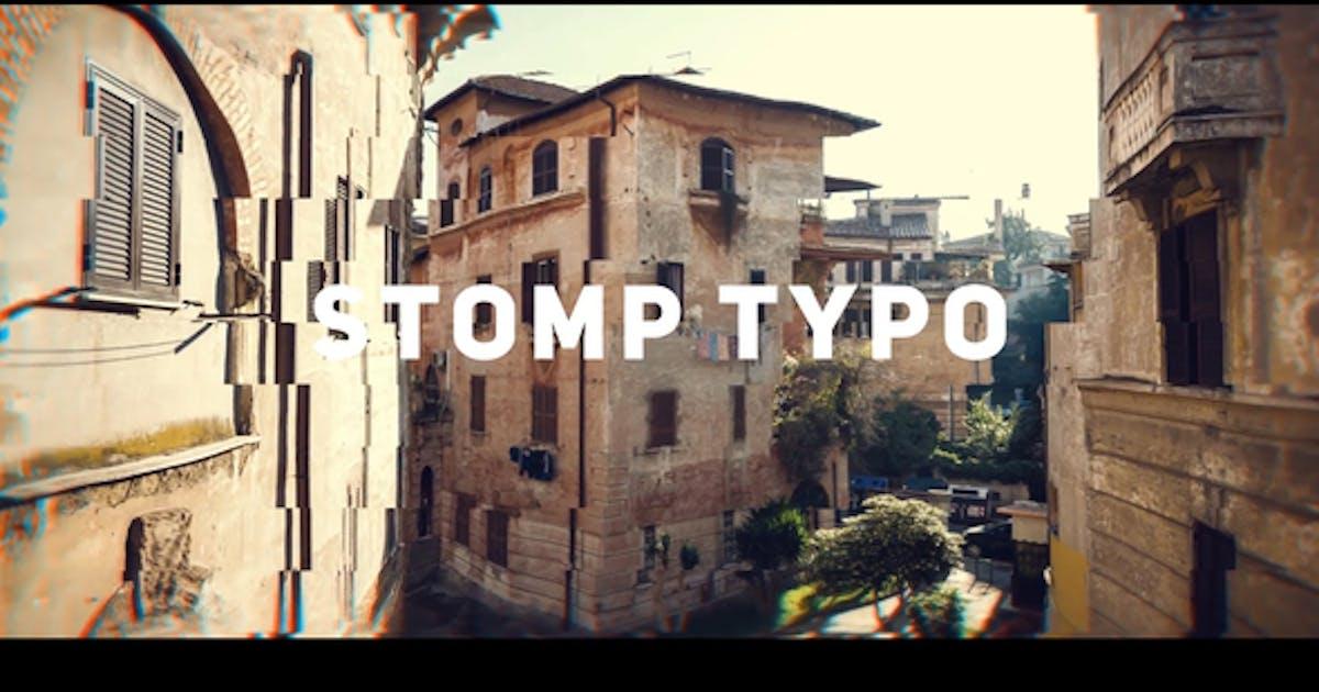 Download Stomp Typo by DannySkinner