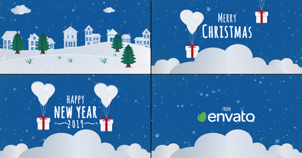 Download Christmas Card by MotionPhysix