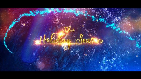 Thumbnail for New Year Cheerful Cinematic Trailer
