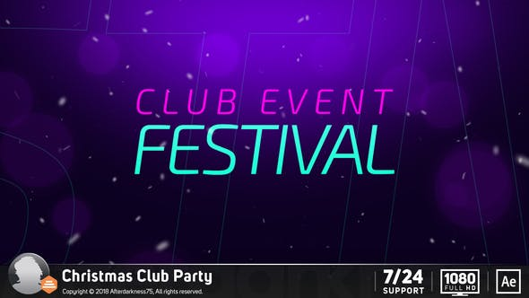 Thumbnail for Club Party Event