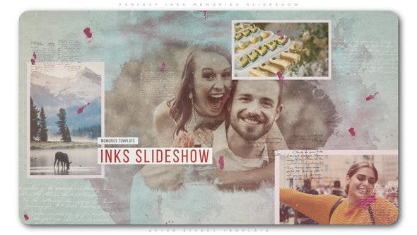 Cover Image for Perfect Inks Memories Slideshow