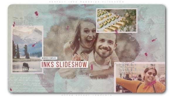 Thumbnail for Perfect Inks Memories Slideshow