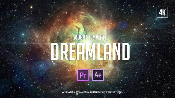 Thumbnail for Titres du cinéma | Dreamland