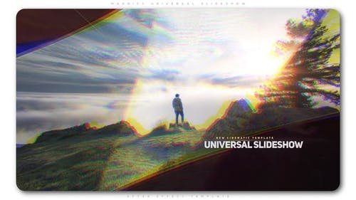 Magnify Cinematic Slideshow