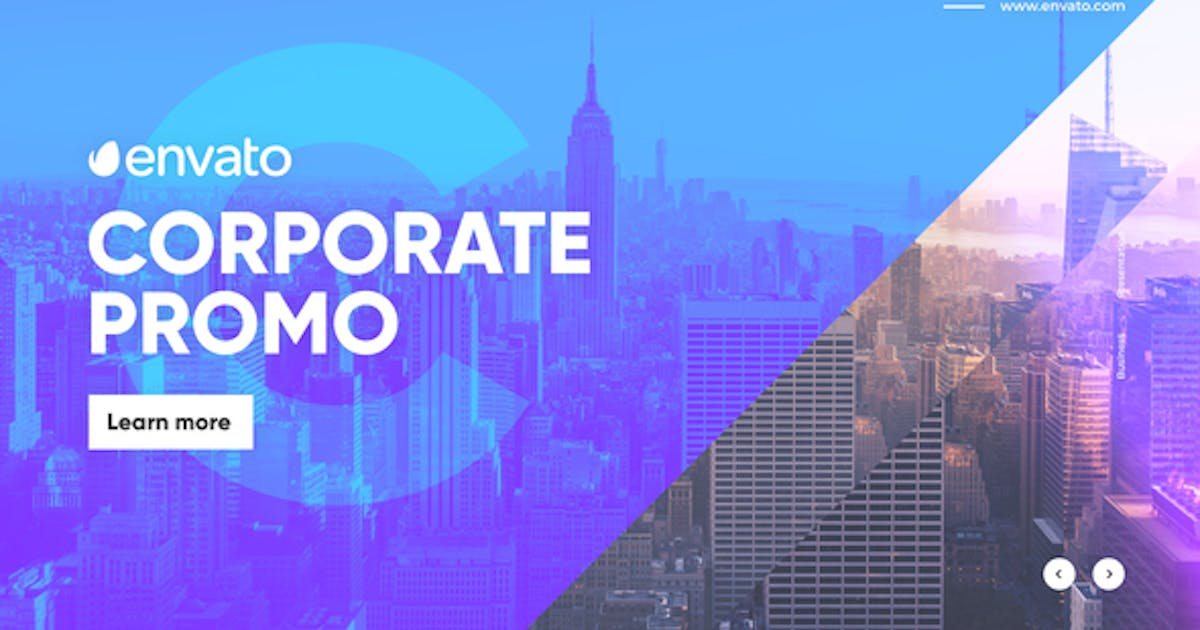 Download Clean Corporate Promo by shymoff