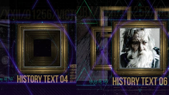 Thumbnail for History in Frames