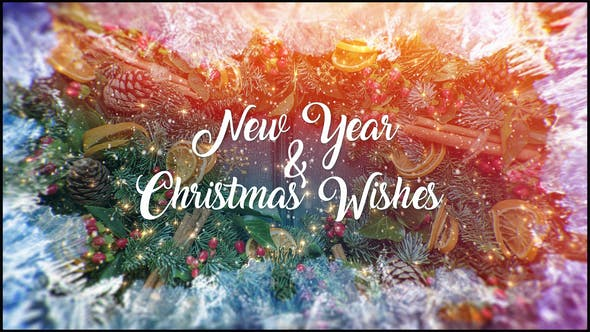 Thumbnail for Christmas and New Year Wishes
