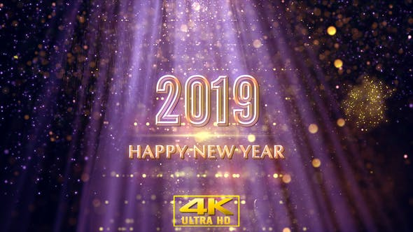 Thumbnail for Wish You Happy New Year V2