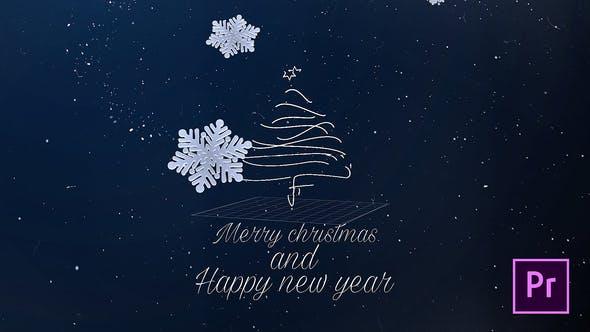 Thumbnail for Glitch Salutations de Noël