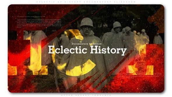 Thumbnail for Eclectic of History Documentary Slideshow
