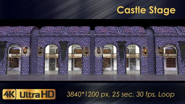 Thumbnail for Castle Stage Scene