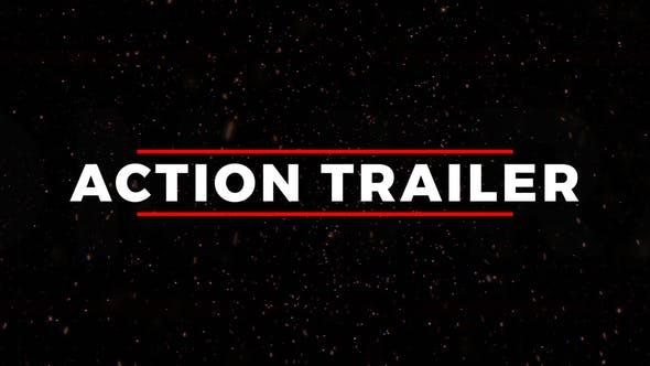 Thumbnail for Action Trailer | Epic Opener | Sport Slideshow | Modern Teaser