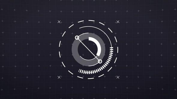 Revelar el Logo de Hi-Teck 2D