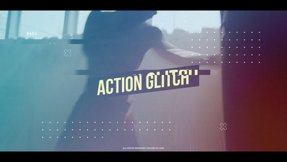 Thumbnail for Action Glitch Opener