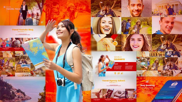Thumbnail for Travel Booking Promo