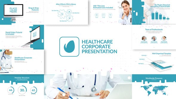 Thumbnail for Healthcare & Corporate Presentation