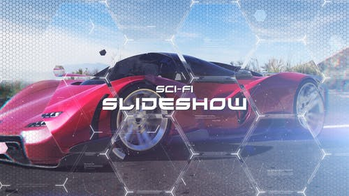 Sci-Fi Slideshow