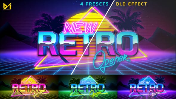 Cover Image for Retro Opener