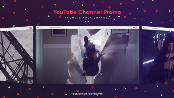 Thumbnail for Youtube Channel Promo