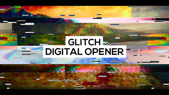 Thumbnail for Glitch & Digital Opener