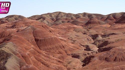 Prehistoric Geological Landscape