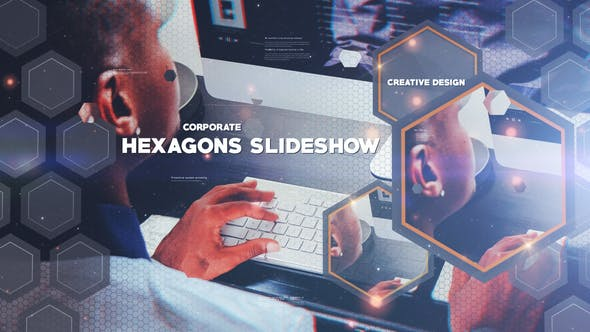 Thumbnail for Hexagon Slideshow
