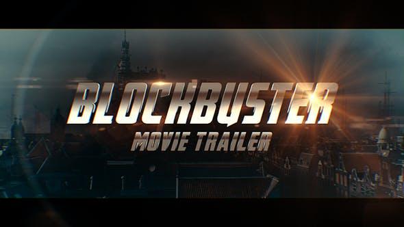Thumbnail for Blockbuster Movie Trailer