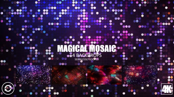 Thumbnail for Magical Mosaic