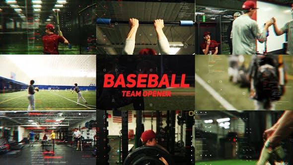 Thumbnail for Baseball Team Opener
