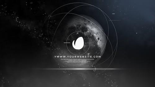 Space Logo Animation