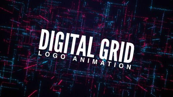 Thumbnail for Animation du Logo de la grille numérique