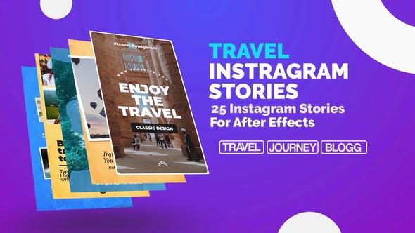 Thumbnail for Travel Instagram Stories