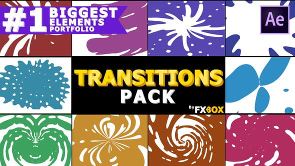 Thumbnail for Dynamic Liquid Transitions Pack