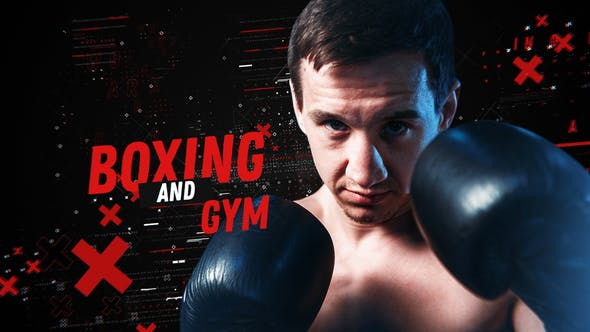 Cover Image for Boxing and Gym